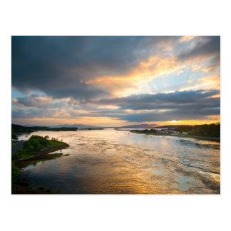 Lynn of Lorne Landscape Postcard
