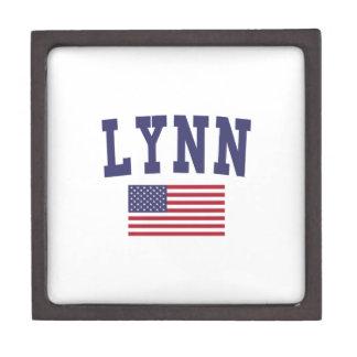 Lynn US Flag Gift Box