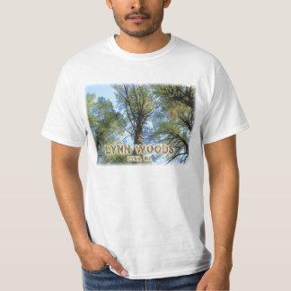 Lynn Woods shirt 2 - large trees