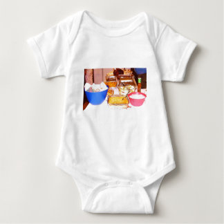lynnfood.JPG picture food  for kitchen or business Baby Bodysuit