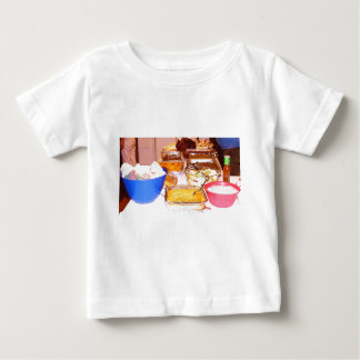 lynnfood.JPG picture food  for kitchen or business Baby T-Shirt