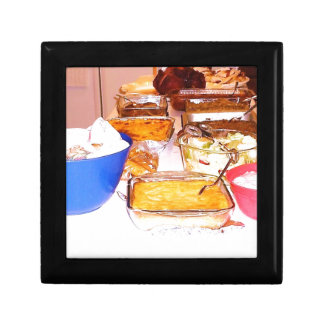 lynnfood.JPG picture food  for kitchen or business Gift Box