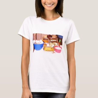 lynnfood.JPG picture food  for kitchen or business T-Shirt