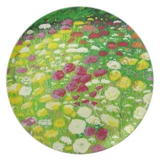 """""""Lynn's Garden"""" by Janice Treece Senter"""
