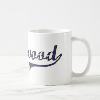 Lynnwood Washington Classic Design Classic White Coffee Mug