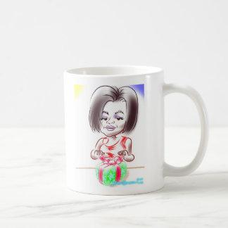 Lyn's Caricature Mug