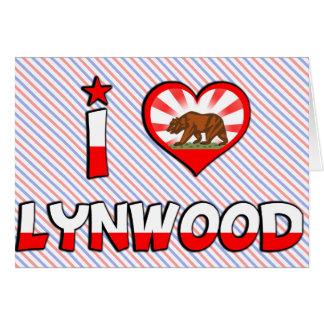 Lynwood, CA Tarjeta
