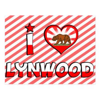 Lynwood, CA Postales