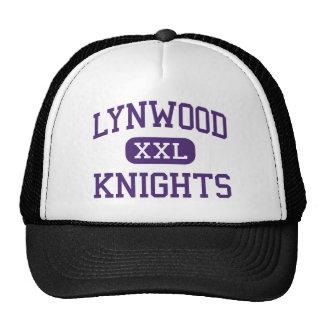 Lynwood - caballeros - alto - Lynwood California Gorras De Camionero
