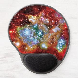 Lynx Arc Starbirth Cluster Gel Mouse Pad