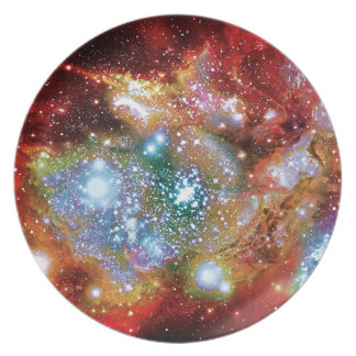 Lynx Arc Starbirth Cluster Party Plates