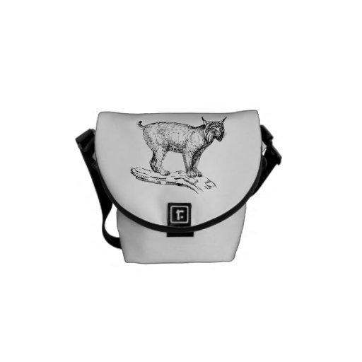 Lynx Courier Bag