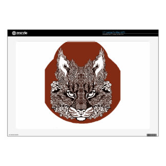 Lynx Decal For Laptop