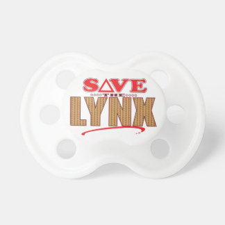 Lynx Save Pacifier
