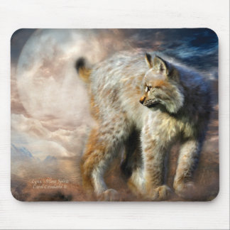 Lynx-Silent Spirit Mousepad