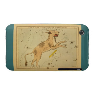 Lynx - Vintage Astronomical Star Chart Image Case-Mate iPhone 3 Cases