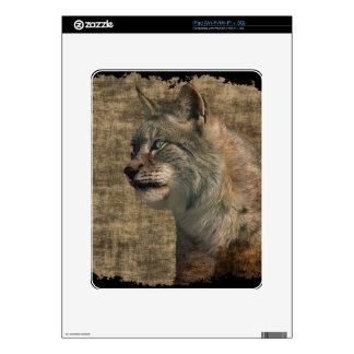 Lynx Wild Cat Wild Animal iPad Skin