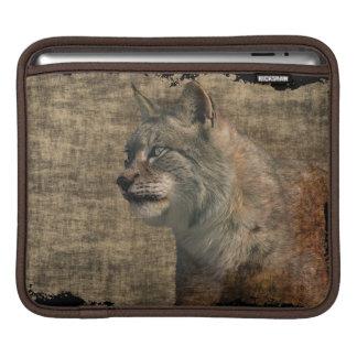 Lynx Wild Cat Wild Animal iPad Sleeve