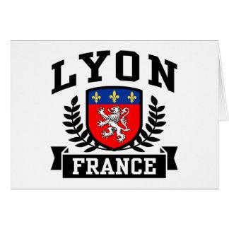 Lyon Cards