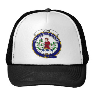 Lyon Clan Badge Trucker Hats