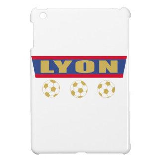 Lyon foot iPad mini case