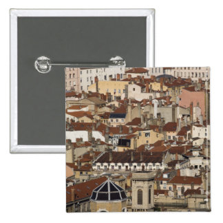 Lyon, France Pinback Button