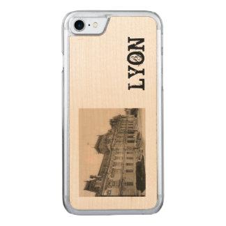 Lyon La Préfecture France 1912 Carved iPhone 8/7 Case
