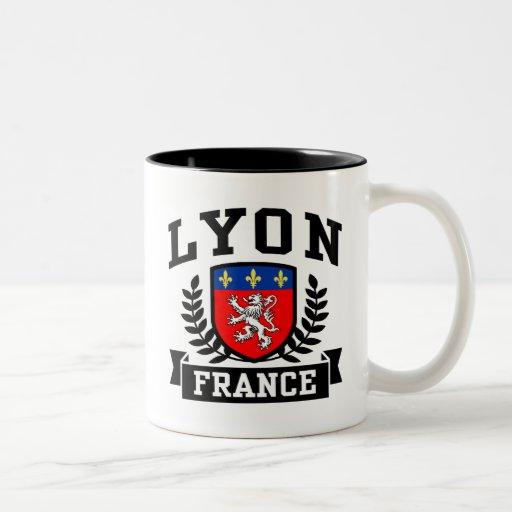 Lyon Taza Dos Tonos
