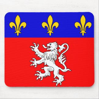 Lyonnais Francia Tapetes De Ratón