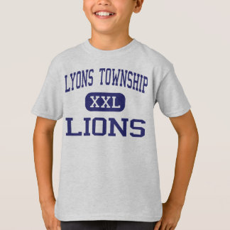 Lyons Township - Lions - High - La Grange Illinois T-Shirt