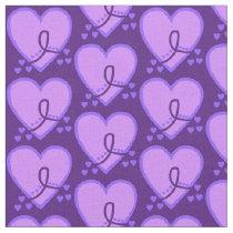 Lyphoma, Testicular, Pancreatic Survival Heart Fabric