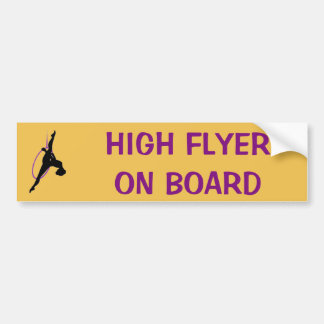 Lyra Bumper Sticker