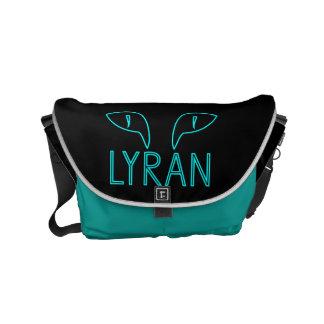 Lyran Cat Purse Small Messenger Bag