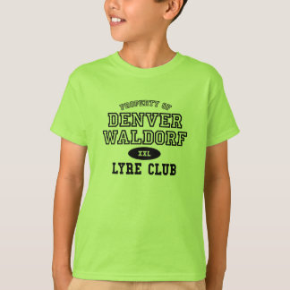 Lyre Club - pick any size, style & color T-Shirt