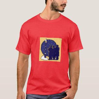 Lyric Victorian Carolers T-shirt