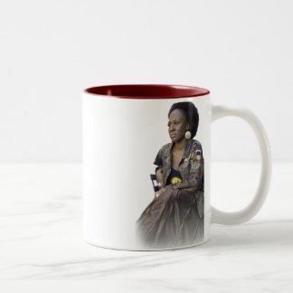 Lyrical ambassador Two-Tone coffee mug