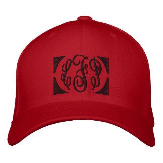 Lyrical Filth Productions Hat Dark Kryptz Embroidered Baseball Caps