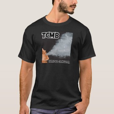 Beach Themed Lyrical Gangster - Mens Heavy T T-Shirt