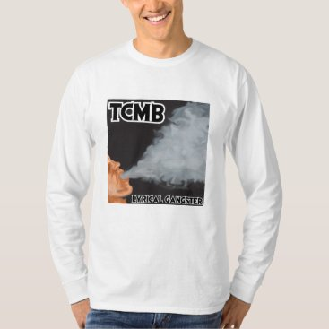 Beach Themed Lyrical Gangster - Mens Long Sleeve T-Shirt