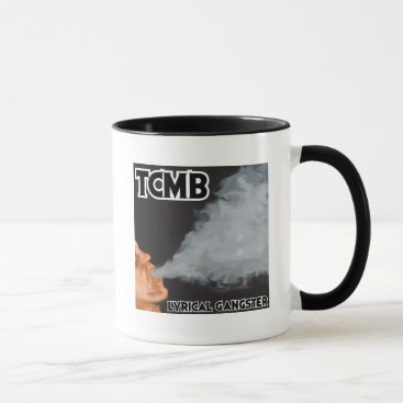 Beach Themed Lyrical Gangster - Mug