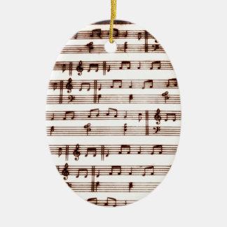 Lyrical Ornaments