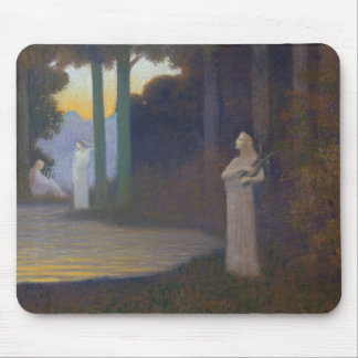 Lyricism in the Forest, 1910 Mouse Pad
