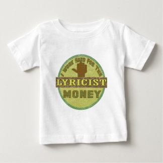LYRICIST BABY T-Shirt