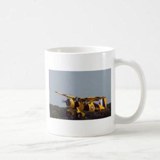 lysander airplane coffee mug