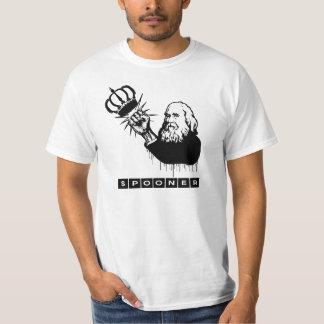 LYSANDER SPOONER NO MASTERS T-Shirt