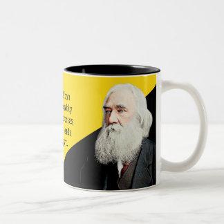 Lysander Spooner Quote Mug