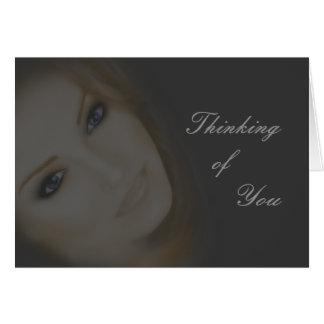 Lyssa Greeting Card