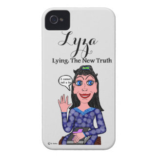 Lyza is Lying: The New Truth Case-Mate iPhone 4 Case