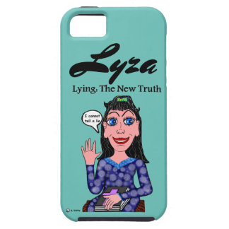 Lyza is Lying: The New Truth iPhone SE/5/5s Case