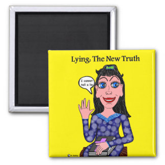 Lyza is Lying: The New Truth Magnet